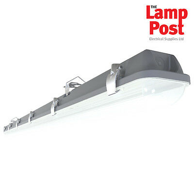 Ansell Tornado IP65 Anti-Corrosive LED Light Fitting - Choose Your Size