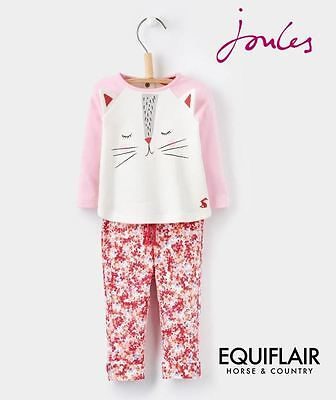 Joules Amalie Top and Bottoms Set - AW17 (X)