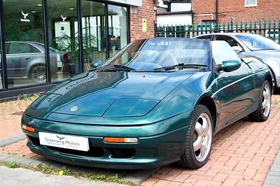 1996 Lotus Elan S2 Turbo Limited Edition M100 Convertible - Number: 756