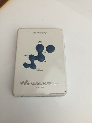 Sony Wm-Ex615 Cassette Walkman - Untested
