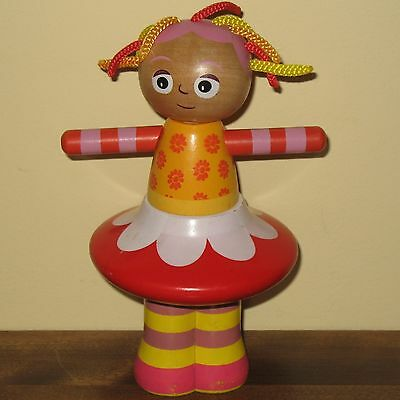 In The Night Garden Stacking Wooden Puzzle Doll
