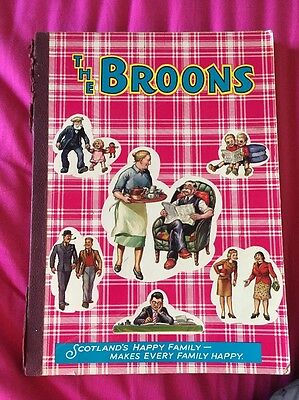 The Broons Annual 1973 ***Unclipped***
