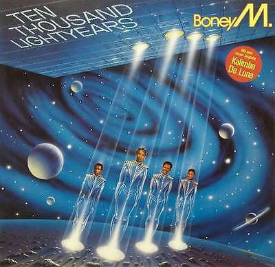 Boney M. - Ten Thousand Lightyears (LP, Album, R Vinyl Schallplatte - 125763