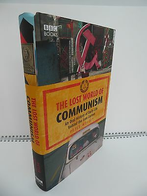 The Lost World Of Communism By Peter Molloy 2009 Hardback With Dw Iron Curtain