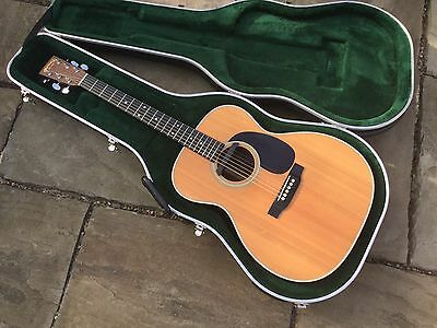 Martin 000-28 Acoustic Guitar With Fishman Pickup 1998