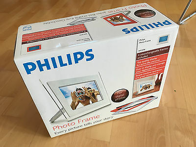 PHILIPS 9FF2M4 Digital Photo Frame with Interchangeable ...