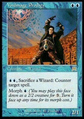 Voidmage Prodigy ~ Onslaught ~ Excellent+ ~ Magic The Gathering