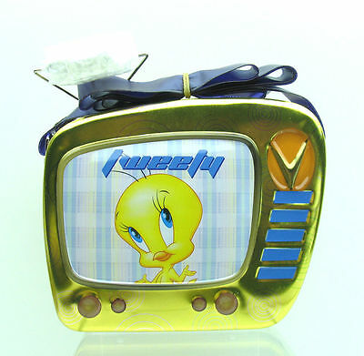 TWEETY BIRD MINI Metal TV Box Strap LOONEY TUNES WARNER BROTHERS Six Flags 9440