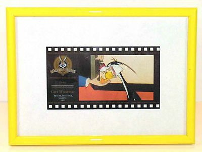 SYLVESTER and TWEETY LE FRAMED CELL ART WARNER BROS LOONEY TUNES WB STORE 8411