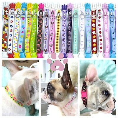 Allbreeds Puppy I.D Whelping Collars, Adjustable Band, Whelping Kit Dog Breeding
