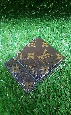 New cash cover wallet golf, Louis Vuitton monogram canvas ,by Franko designs.