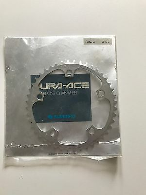 44T DURA-ACE 130 BCD FRONT CHAINWHEEL (Chainring) SHIMANO ROAD