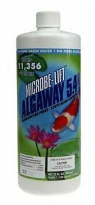 Microbe Lift 32-Ounce Pond Algaway 5.4 ALGA 32oz
