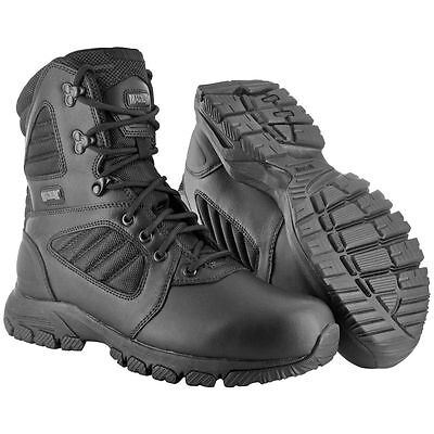 Magnum Lynx 8.0 Army Tactical Patrol Boot Police Security Forces Black