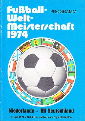 1974 World Cup Final - West Germany v Holland