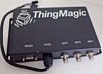 ThingMagic Vega RFID Reader Unit, #V5-RS-NA