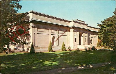 Postcard- The Heckscher Museum, Prime Ave, Huntington, Long Island, N.Y.