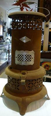 Vintage Nesco Perfect Oil Heater #15, Complete Unit.