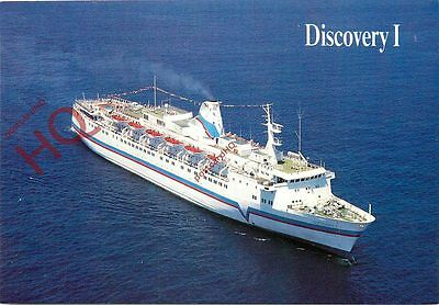 Postcard:-DISCOVERY CRUISES, THE DISCOVERY I