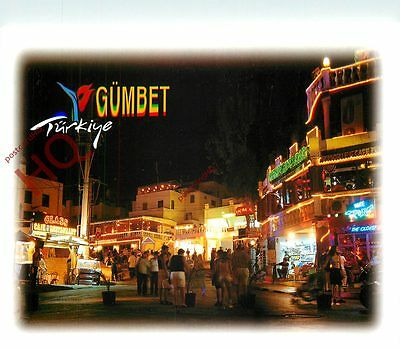 Postcard-:Gumbet, Turkey