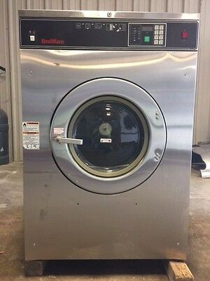 UniMac 60lb washer/extractor by Alliance Laundry Systems
