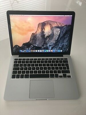 "Apple Macbook Pro Retina 13"" Early 2015 2.7GHz i5 256Gb SSD 8Gb Forcetouch A1502"