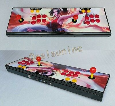 2017 New Pandora box 4s multiplayer home Arcade Console 680 Games All in one X97
