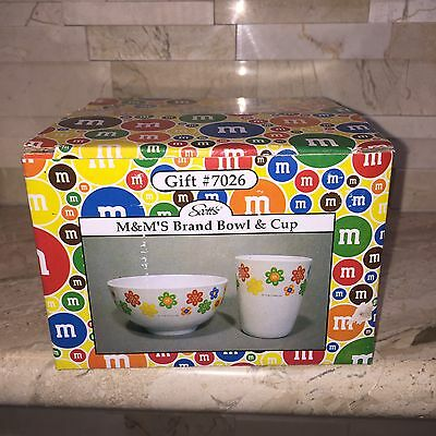 M&m's Gift 7026 Bowl And Cup