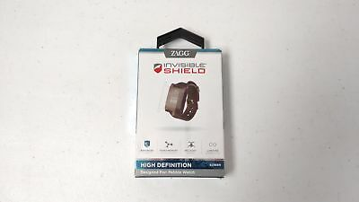 ZAGG Invisible Shield High Definition Screen Protector for the Pebble Watch  NEW