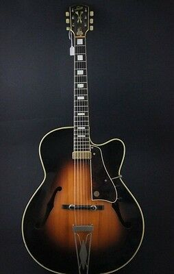 Vintage 1958 Levin archtop guitar with Gibson 175 pickup