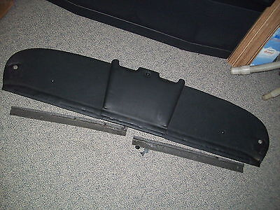1987 Jaguar XJ6 Rear Package tray with pins and anti squeak strips