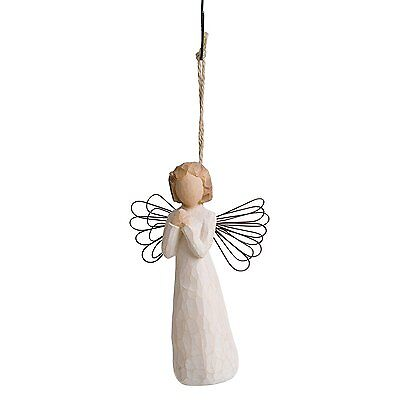 New Willow Tree 26071 Angel of Wishes Ornament - New in box