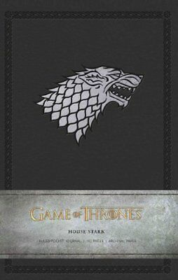 Game of Thrones: House Stark Ruled Pocket Journal by Insight Journals...