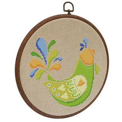 Round Cross Stitch Hoop Ring Embroidery Accessories Sewing DIY Art Craft Tool