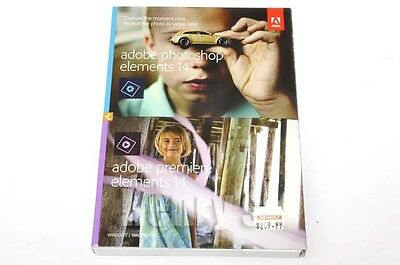 Adobe Photoshop Elements And Premiere Elements 14 For Windows/mac Os/new