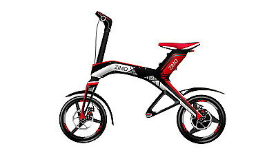Foldable Electric Scooter/bicycle Bike*bluetooth*e-Bike*300W