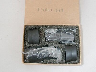 Leica 10x WF Microscope Eyepieces, Number 311581, never used.