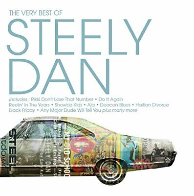 Steely Dan - The Very Best Of Steely Dan - Steely Dan CD 0CVG The Cheap Fast