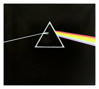 Pink Floyd - The Dark Side Of The Moon - Pink Floyd CD WKVG The Cheap Fast Free