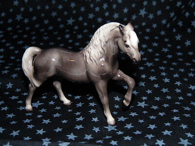 Hagen Renaker Horse Morgan Stallion Figurine Miniature 03261 FREE SHIPPING New
