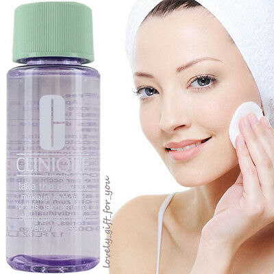 NEW Clinique Take The Day Off Makeup Remover Lids Lashes Lips Travel Size 50ml