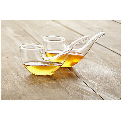 Pipe Glass (Set of 2)
