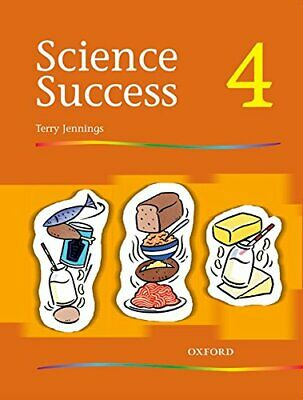 Science Success: Level 4: Pupils' Book 4: Pupil'... by Jennings, Terry Paperback