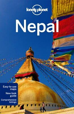 Lonely Planet Nepal (Travel Guide) by Holden, Trent Book The Cheap Fast Free