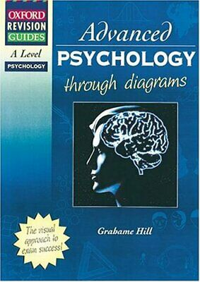 Advanced Psychology Through Diagrams (Oxford Revis... by Hill, Grahame Paperback