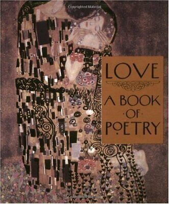 Love: A Book of Poetry (Little Books) by Ariel Hardback Book The Cheap Fast Free