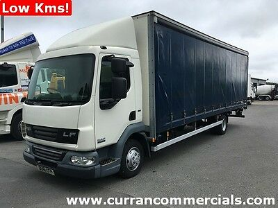 2012 Daf LF 45 160 Euro 5 4x2 7.5T 23FT Curtainsider with barn doors