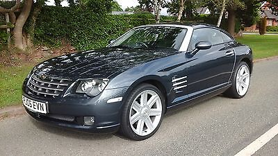 Chrysler Crossfire 3.2 Coupe Automatic - 35000 Miles - Fsh - 12 Months Mot
