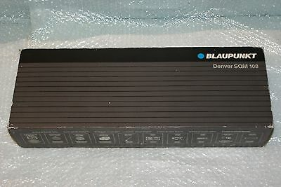 NEW Blaupunkt Denver SQM 108 NOS 90s Gooseneck Classic Car Stereo Boxed Warranty