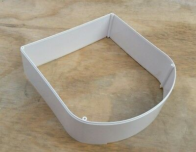 PetSafe Staywell Deluxe Tunnel Extension for Cat Flap - White